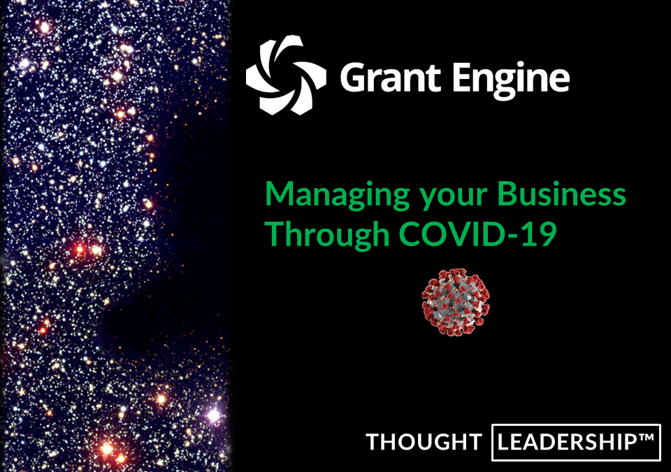Managing your Business During COVID-19